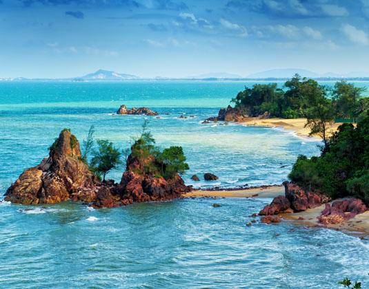 Kuntan Cherationg Beach