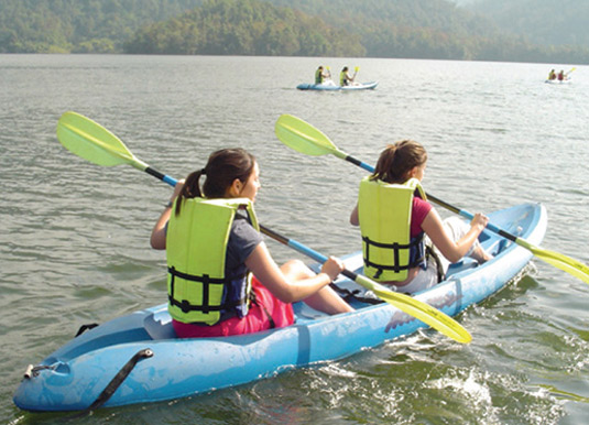 Pedal and Paddle Adventure