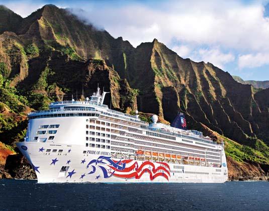 NCL Pride of America Hawaii