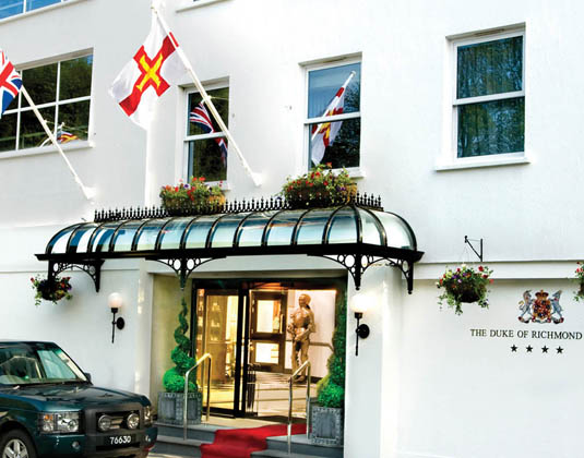 4* Duke of Richmond, Guernsey