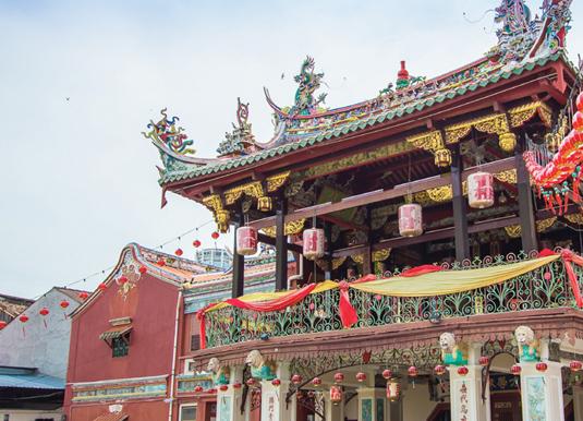 Cheah Kongsi Temple, Penang