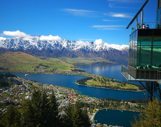 Bobs Peak, Queenstown