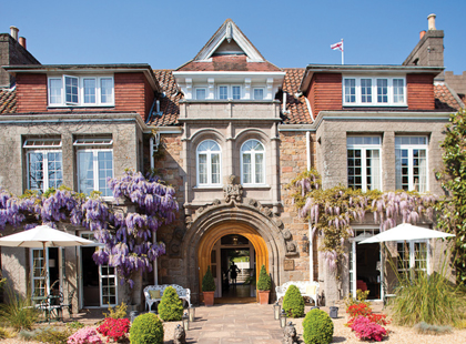 5* Longueville Manor, Jersey