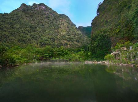 Banjaran Hotsprings Retreat - Geothermal Hot Springs