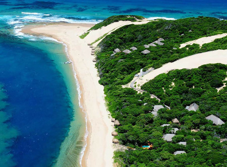 Machangulo Beach Lodge - Aerial