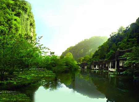 Banjaran Hotsprings Retreat - Water Villa