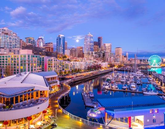Seattle, Pier 66