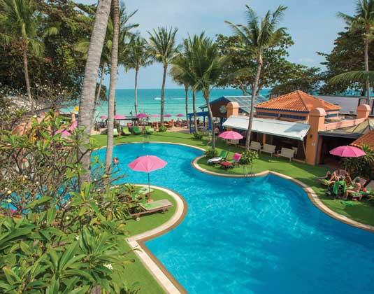 Baan Samui Resort, Koh Samui