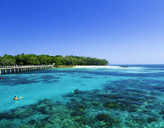 Great Barrier Reef lagoon