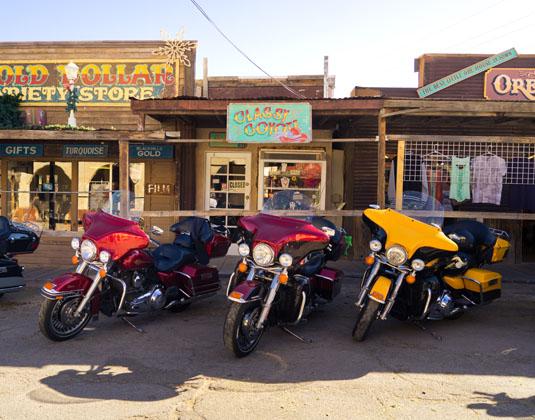 Eagle Rider Bikes