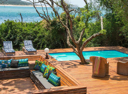Machangulo Beach Lodge - Pool