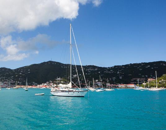 Charlotte Amalie St Thomas