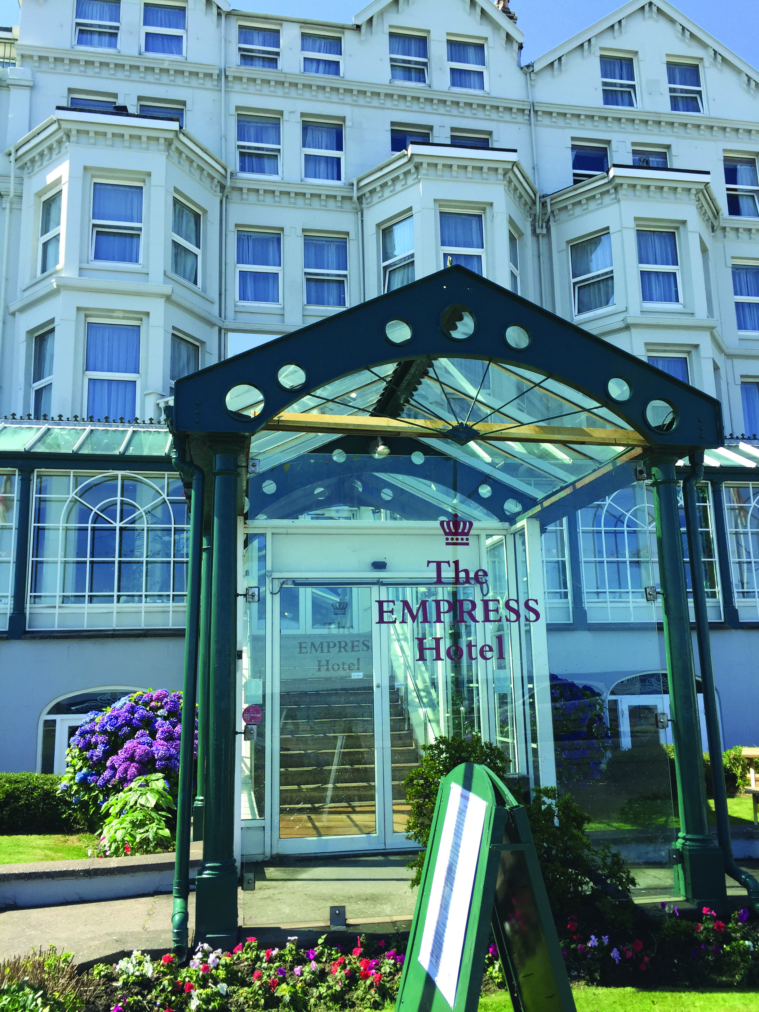 3* Empress, Isle of Man