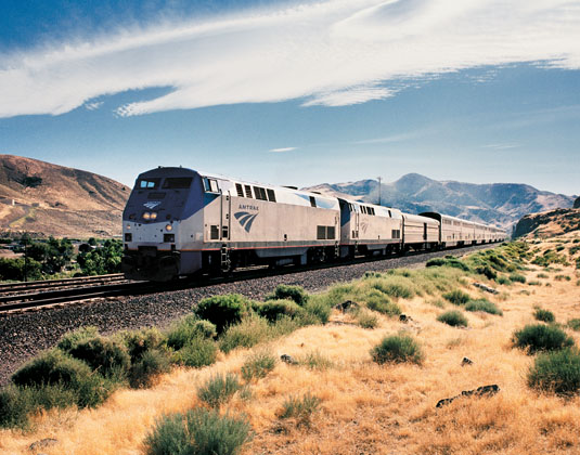 Amtrak California Zephyr