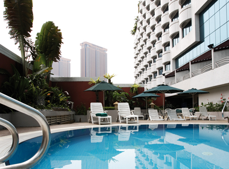 Swiss Garden Hotel, Kuala Lumpur