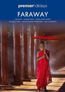 Faraway Brochure Cover